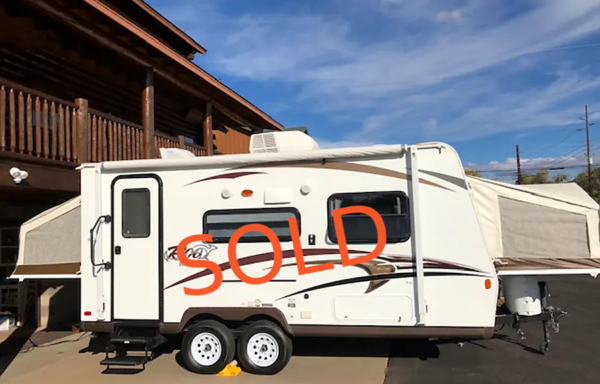 2015 Rockwood Roo by Forest River [SOLD]